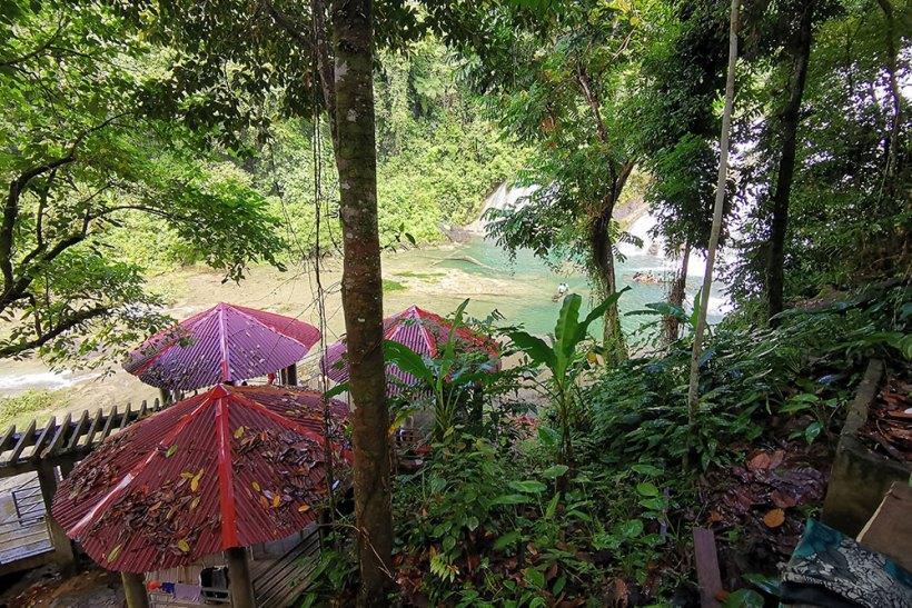 Cottages at Bega Falls