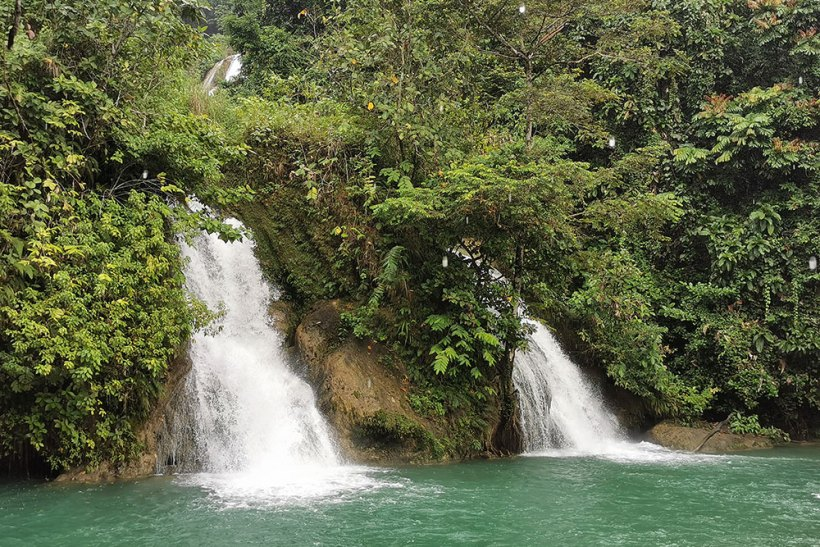 Bega Falls: Level 2 & 3