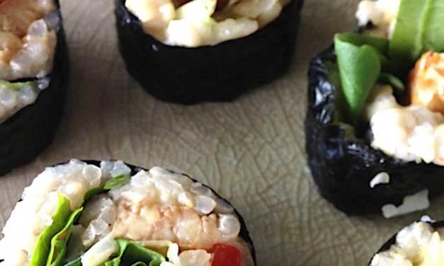 The Art of Making Sushi Rice