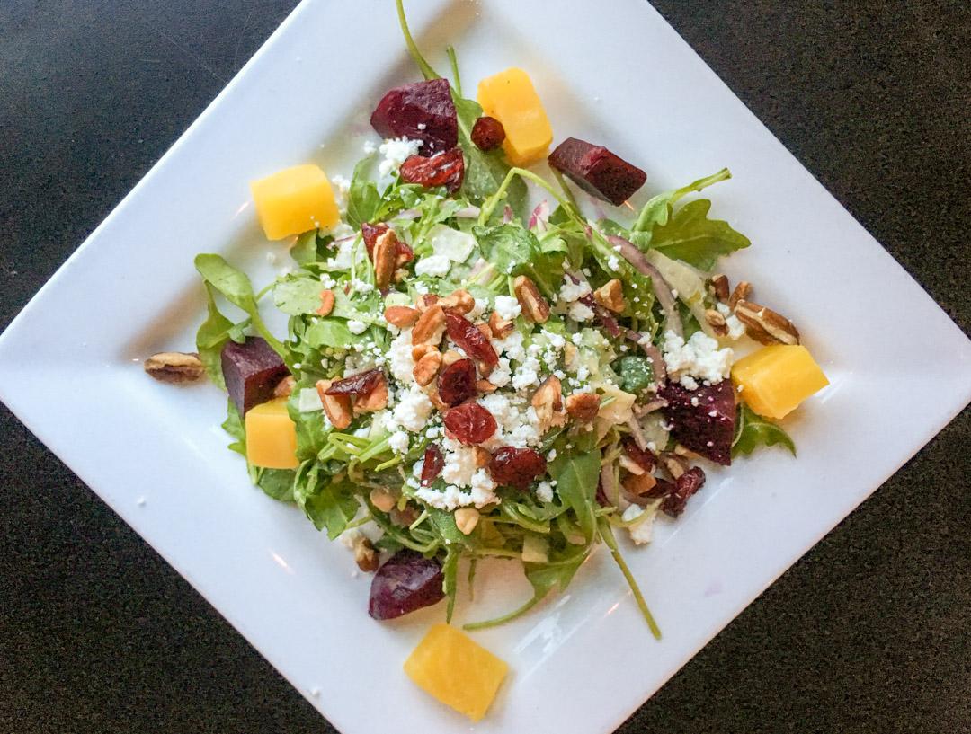 Beet Salad @ Flour and Vine in Austin