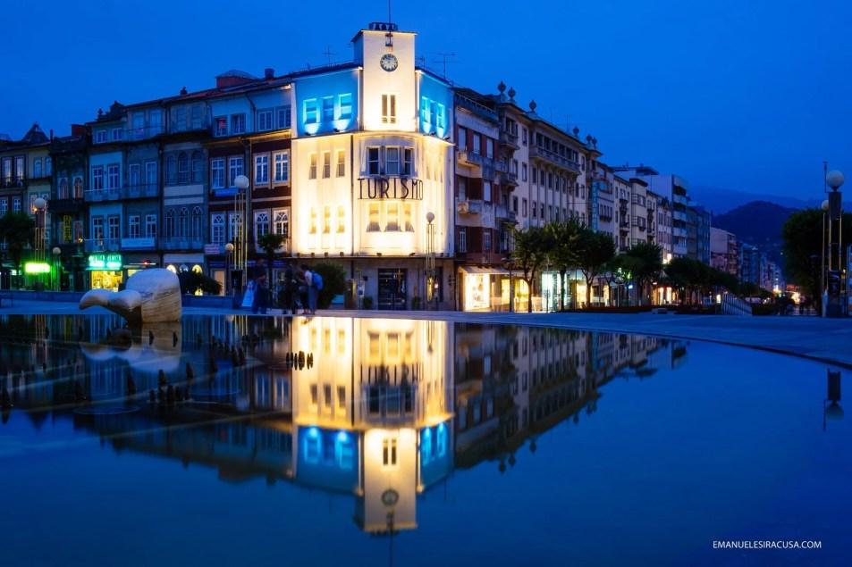 Braga Blue Hour