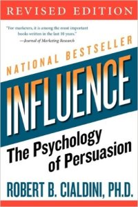 Influence, Robert Cialdini