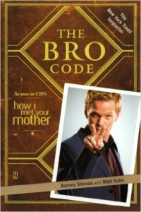 The Bro Code, Barney Stinson