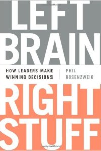 Left Brain, Right Stuff, Phil Rosenzweig