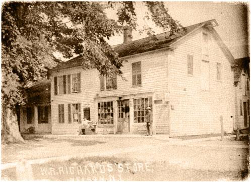 Nelson Farms circa 1800s