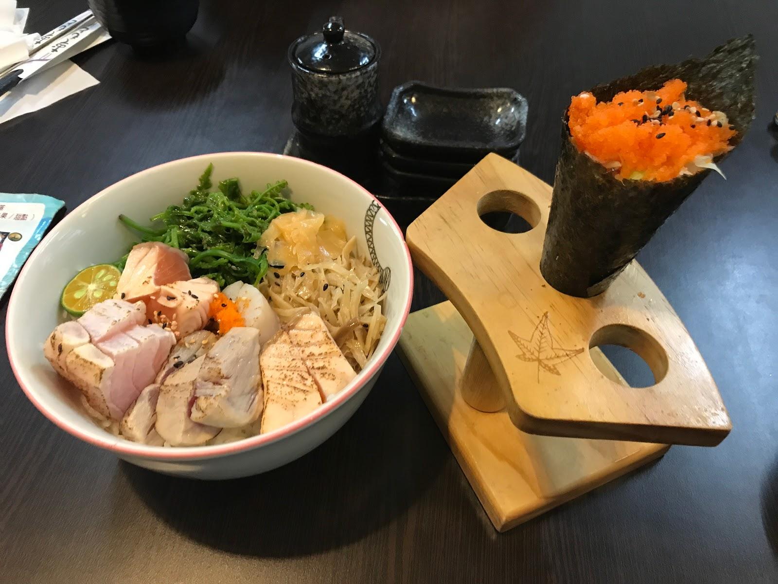 鮮魚丼日式平價料理 – 德琦雜記