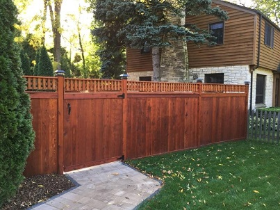 Fences Milwaukee Landscaping Mequon Landscaping