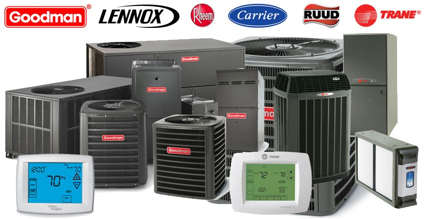 Free Estimate on all heating and air conditioning equipment