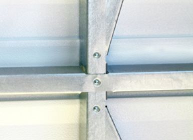 Lark Builders Accu-steel Corner Bracing