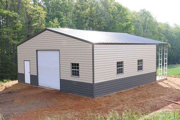 For Sale Commercial Steel Metal Building Lap Siding Gainesville, FL
