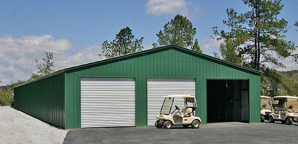 Commercial Steel Metal Building Warehouse Gainesville, FL