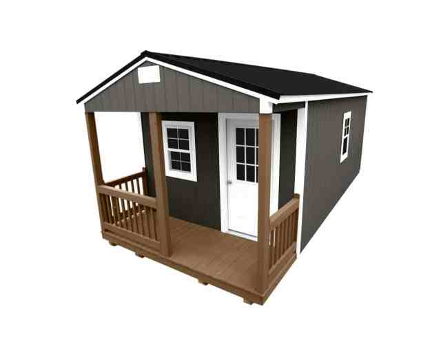 Wooden Cabin Standard Cabin