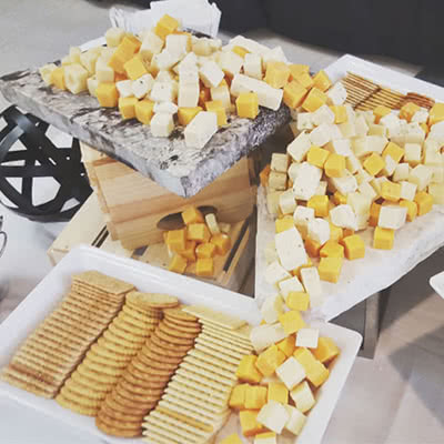 Cheese Platter Catering Services