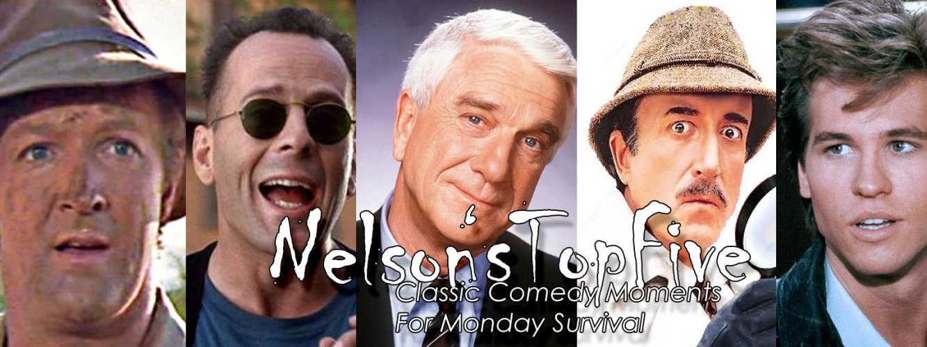top five classic comedy moments for monday