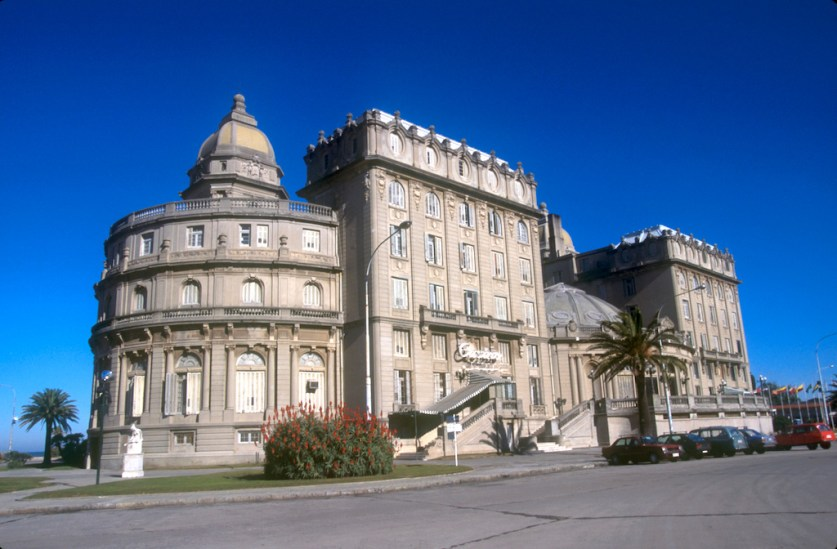 Uruguay, Montevideo, Casino del Hotel Carrasco