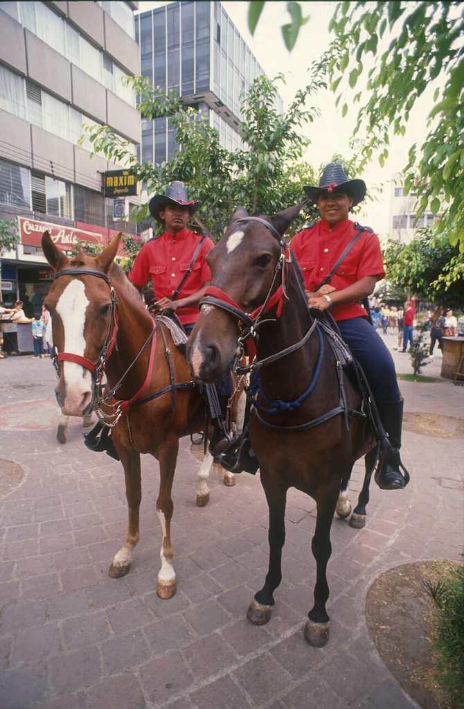 Costa Rica, San José, Policia Local