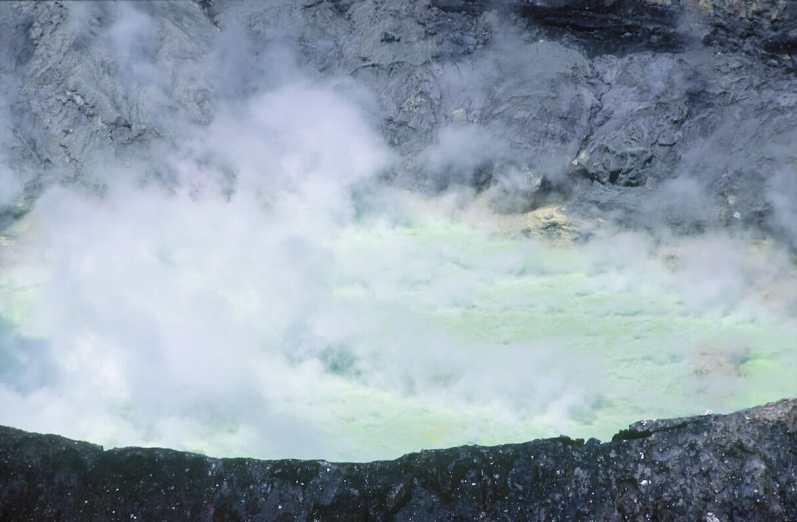 Costa Rica, Volcan Poas