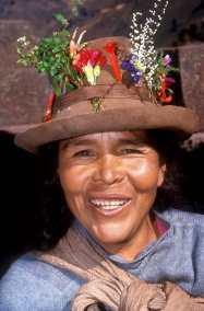 Urubamba, retrato