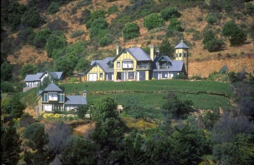 Chile, Zapallar, vivienda