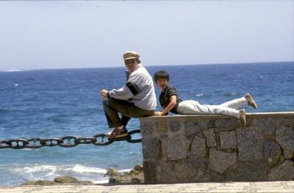 Chile, Isla Negra, Pablo Neruda, visitantes