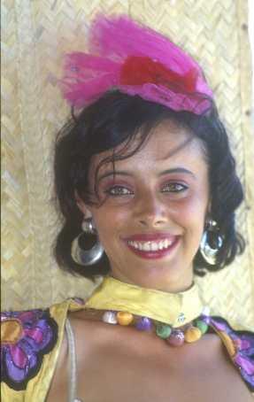Cuba, Holguín, Grupo Musical, retrato