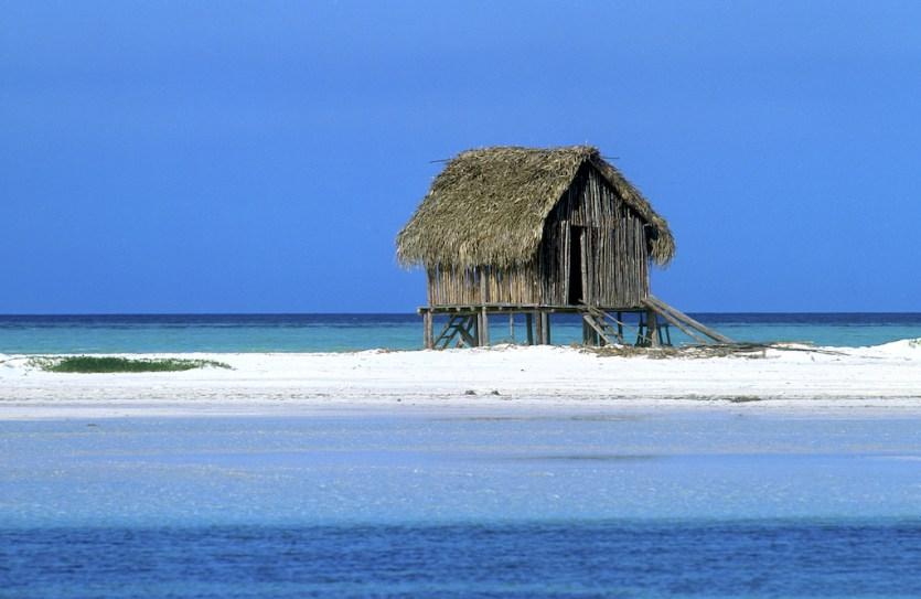 Cuba, Playa de Puerto Esperanza