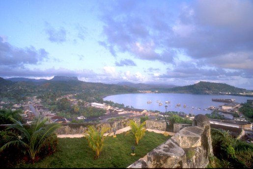 Cuba, Barbacoa, montaña del Yunque