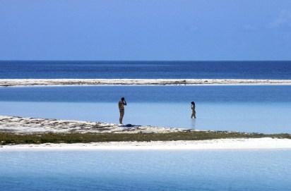 Cuba, Cayo Largo, sección de fotos
