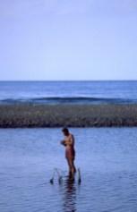 Cuba, Baracoa, playa Barigua