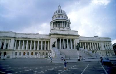 Cuba, La Habana, Cuba, La Habana, Capitolio Nacional de Cuba