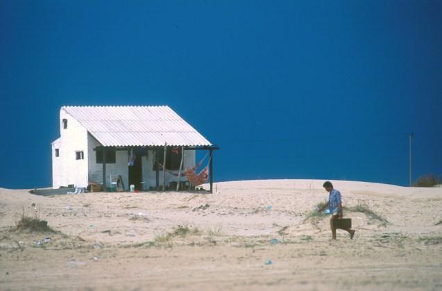 Uruguay, Dp, Rocha, Cabo Polonio