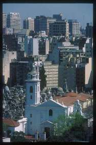 Buenos Aires, La Recoleta.