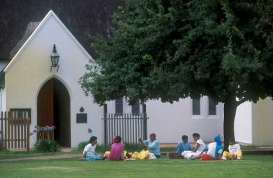 Sudáfrica, El Cabo, Stellenbosch