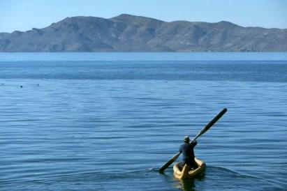 Bolivia, Lago Titikaka