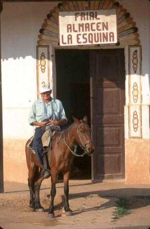Bolivia, Chiquitania, San Javier, Misión Jesuítica, Retrato, animal