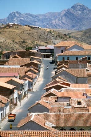 Bolivia, Sucre
