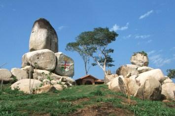 Bolivia, Chiquitina, las Piedras de Paquio