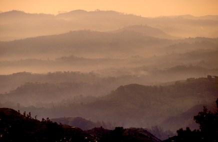Sri Lanka, N'eliya, paisaje