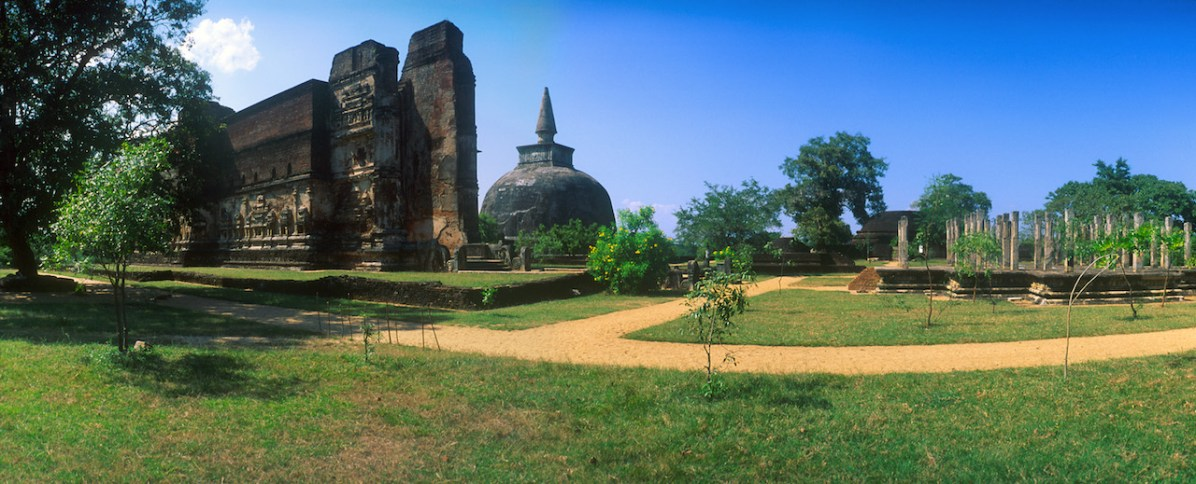 Sri Lanka, Polonnaruwa, capital mediabal