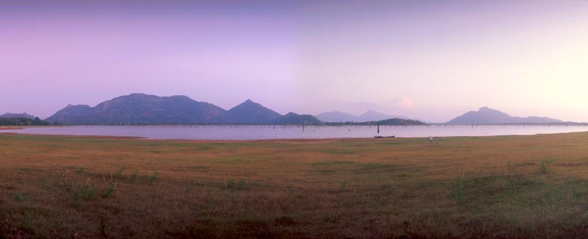 Sri Lanka, Polonnaruwa, embalse
