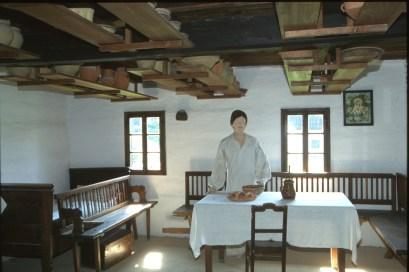 Croacia, Kumrovs es el pueblo natal de Tito, casa museo