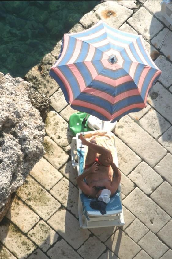 Croacia, Dubrovnik, un descanso