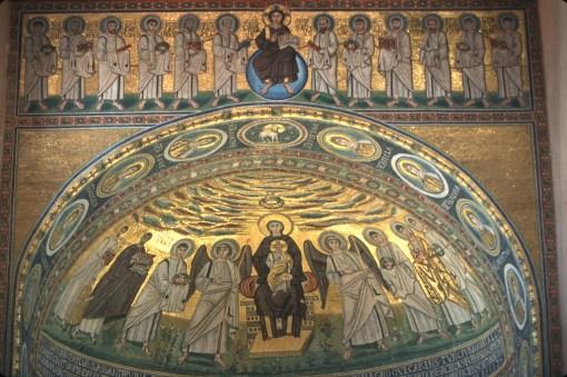 Croacia, basilica de Porec