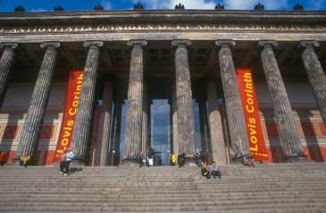 Alemania, Berlín, isla de los museos, Altes Museum