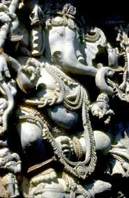 India, Karnataka, templo de Halebid