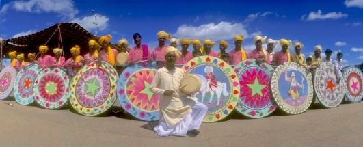India, Mysore, Fiesta de Dussehra, Karnataka, retrato
