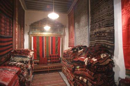 Túnez, Medina, anticuario Ed Dar