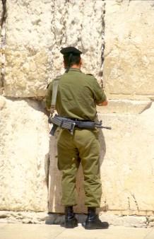 Israel, Jerusalén, Muro de la Lamentaciones