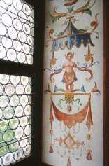 Innsbruck, Palacio Imperial Pintura Mural