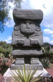 México, Teothiuacan, escultura